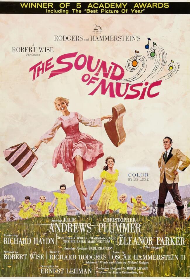the sound of music movie 2017