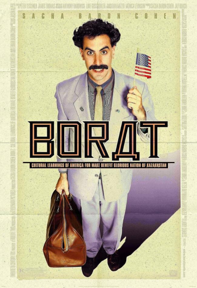 Borat Movie Poster