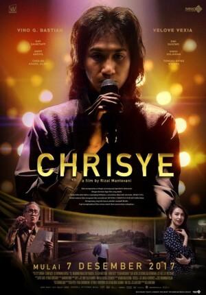 Chrisye Movie Poster