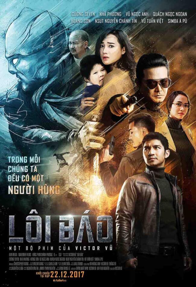 LÔI BÁO Movie Poster
