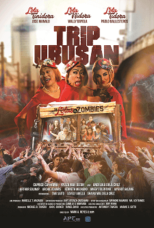 Trip Ubusan: The Lolas vs Zombies Movie Poster