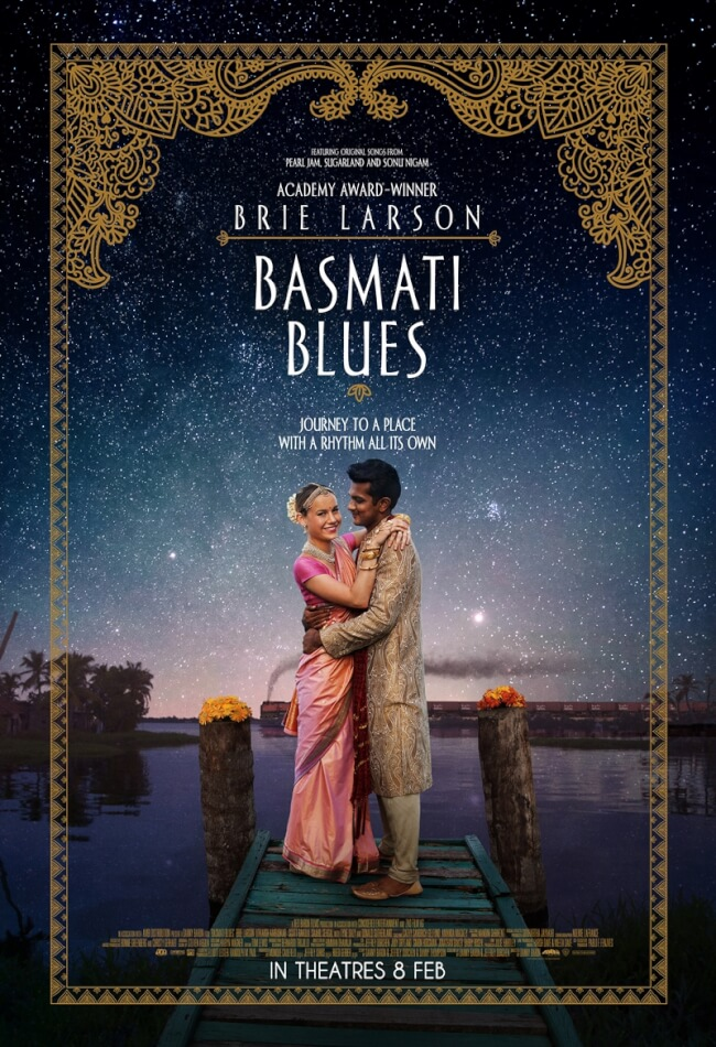 Basmati Blues Movie Poster