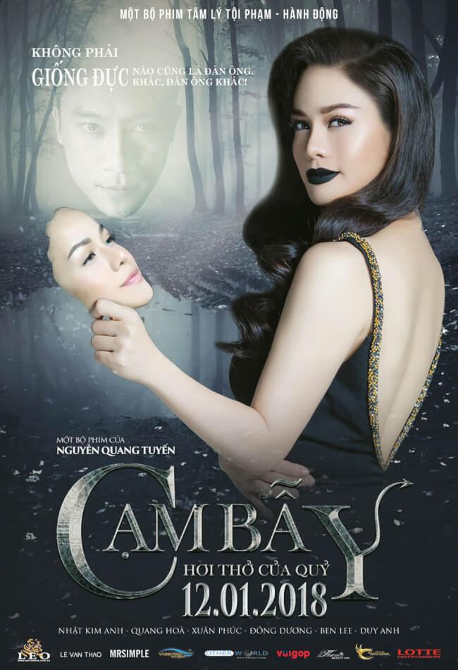 CẠM BẪY - HƠI THỞ CỦA QUỶ Movie Poster
