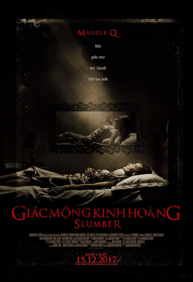 SLUMBER Movie Poster