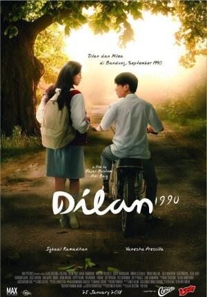 Dilan 1990 Movie Poster