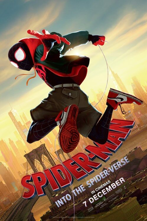Spider Man Into The Spider Verse 2018 Showtimes Tickets Reviews Popcorn Malaysia