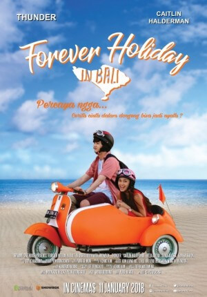 Forever holiday in bali Movie Poster