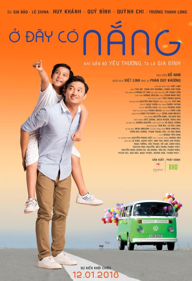 Ở ĐÂY CÓ NẮNG Movie Poster