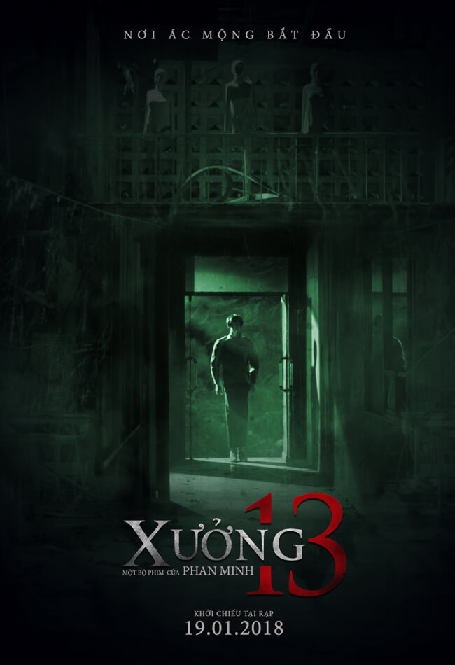 XUONG 13 Movie Poster