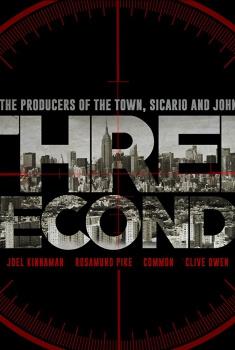 Three Seconds Movie Poster