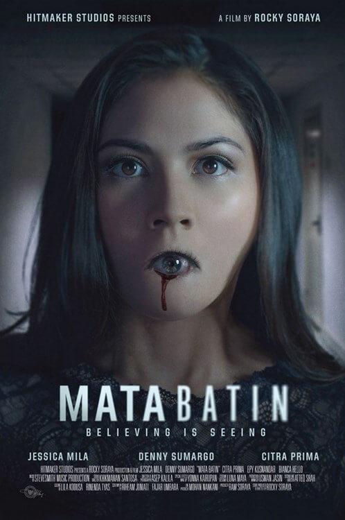 Mata Batin Movie Poster
