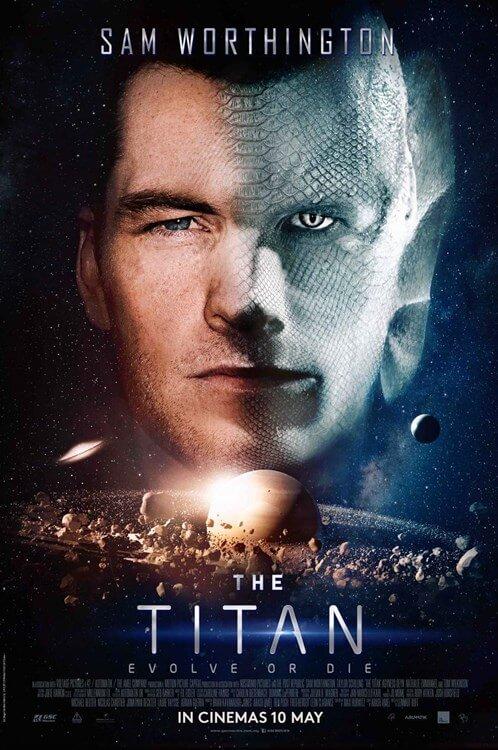 The Titan Movie Poster