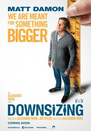 Downsizing Movie Poster