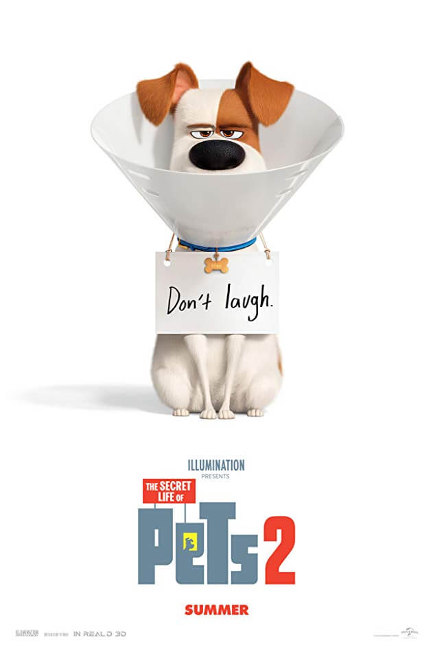 The Secret Life Of Pets 2 2019 Showtimes Tickets Reviews