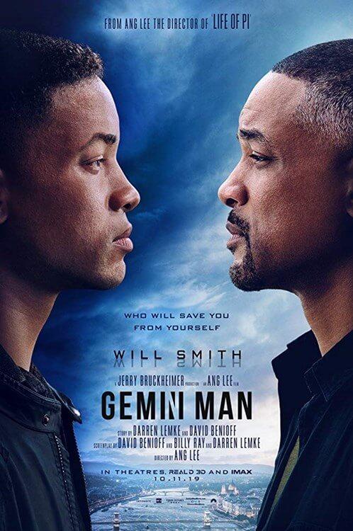 Gemini Man Movie Poster