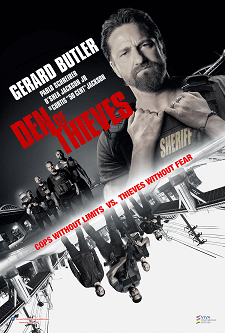 Den of Thieves (2018) Tamil Dubbed