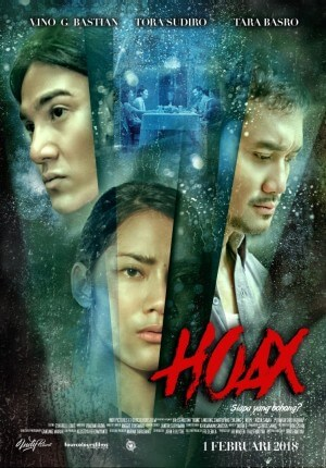 Hoax Movie Poster