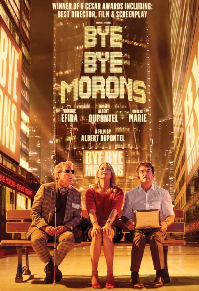Bye Bye Morons (Adieu les cons) Movie Poster