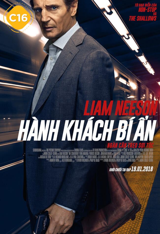 HÀNH KHÁCH BÍ ẨN Movie Poster