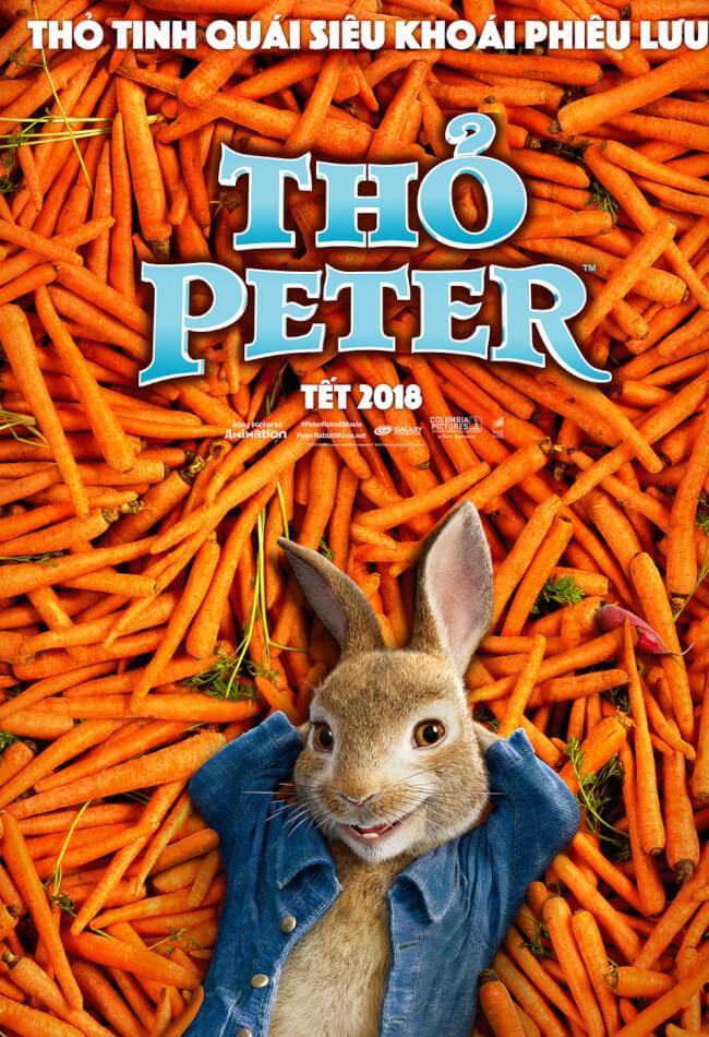 PETER RABBIT Movie Poster