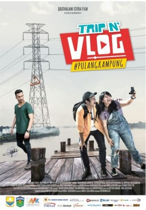 Trip n vlog #pulang kampung Movie Poster