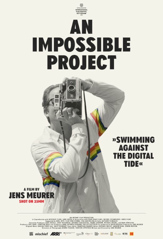 AN IMPOSSIBLE PROJECT Movie Poster