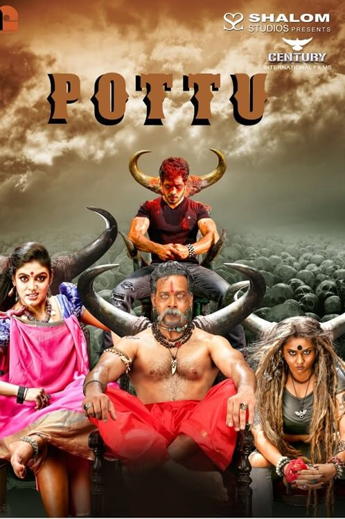 Pottu Movie Poster