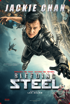 Bleeding Steel Movie Poster