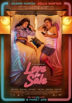 Love for sale Movie Poster