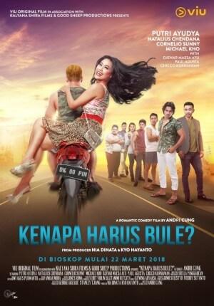 Kenapa harus bule? Movie Poster