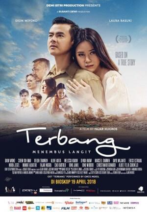 Terbang: menembus langit Movie Poster