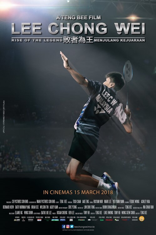Lee Chong Wei Movie Poster