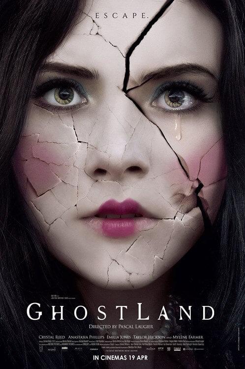 Ghostland Movie Poster