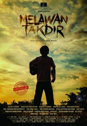 Melawan takdir Movie Poster