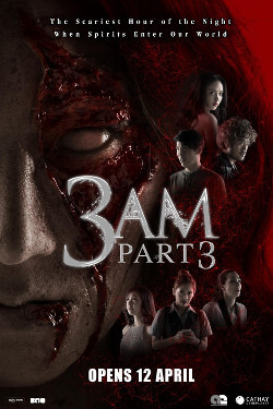 3AM Part 3 Movie Poster