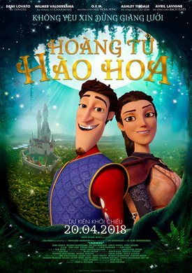 CHARMING Movie Poster