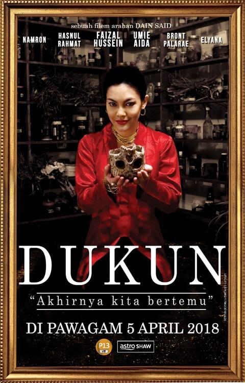 Dukun Movie Poster