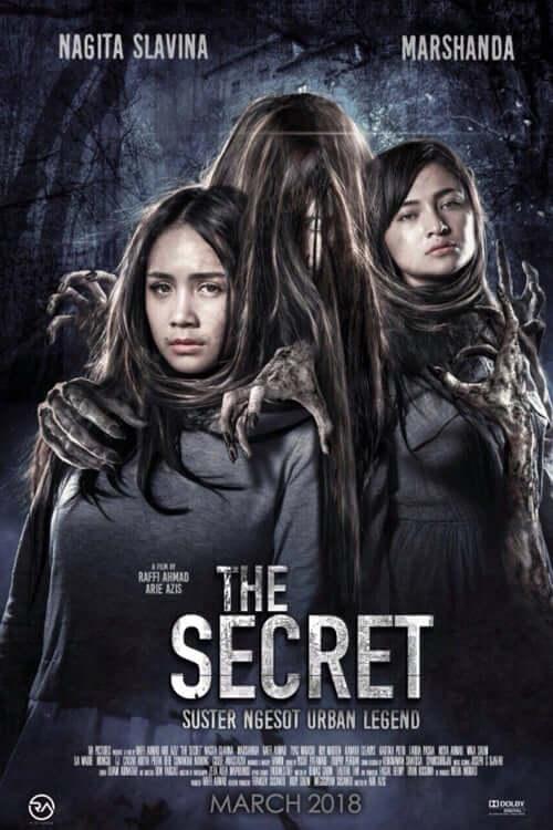 The secret - suster ngesot urban legend Movie Poster