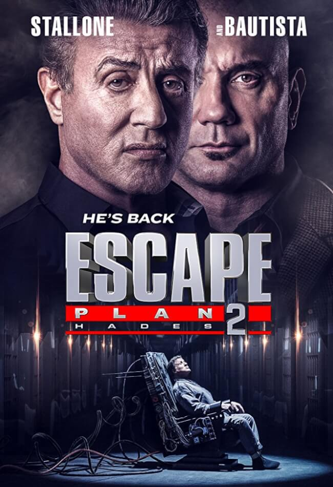 Escape Plan 2 Movie Poster