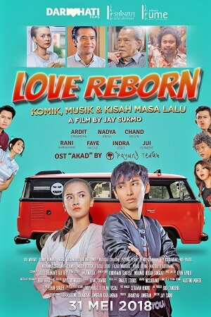 Love reborn Movie Poster