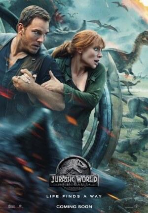 Jurassic world : fallen kingdom Movie Poster