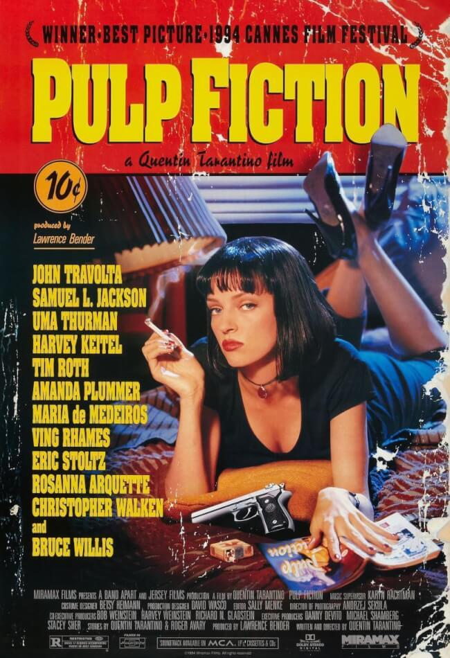 Pulp Fiction (2018) Showtimes, Tickets & Reviews | Popcorn Singapore