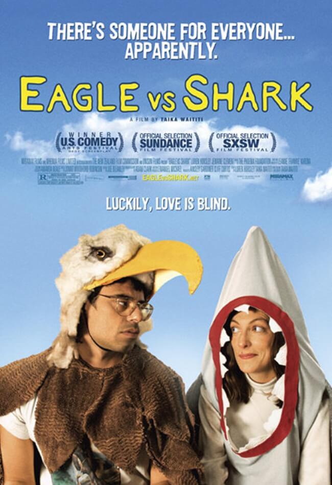 Eagle vs Shark Movie Poster