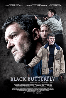 Black Butterfly Movie Poster
