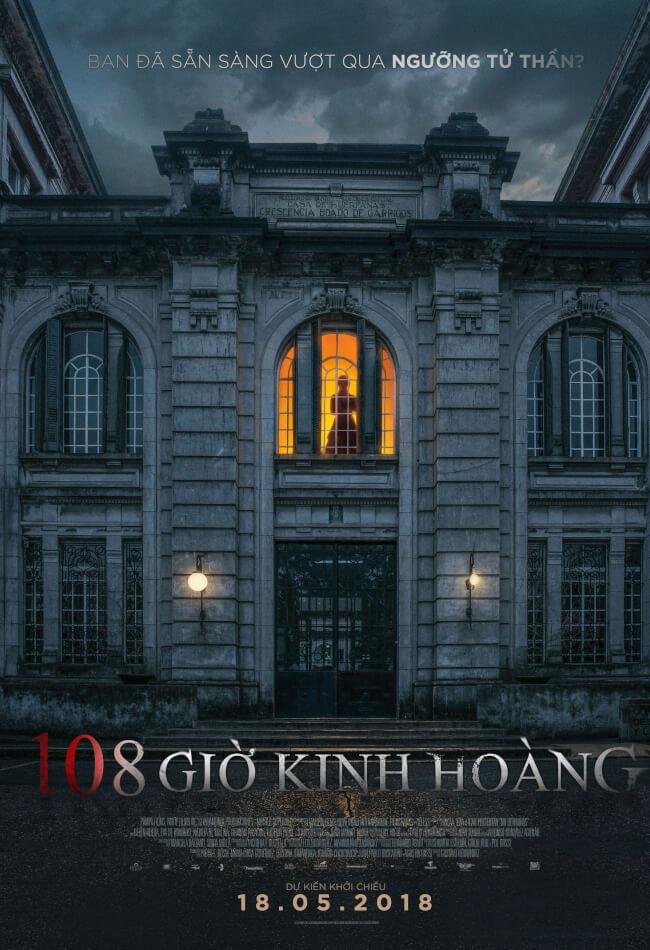 108 GIỜ KINH HOÀNG Movie Poster