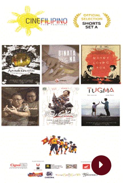 Cine Filipino Short Films A Movie Poster