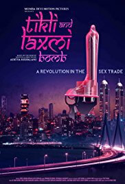 Tikli And Laxmi Bomb Movie Poster