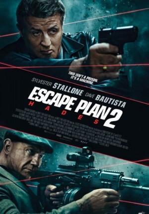 Escape plan 2: hades Movie Poster