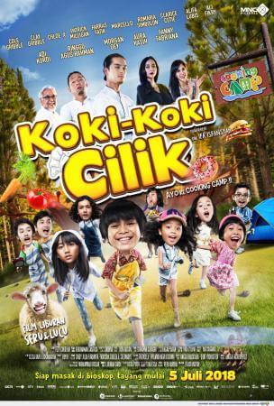 Koki-koki cilik Movie Poster