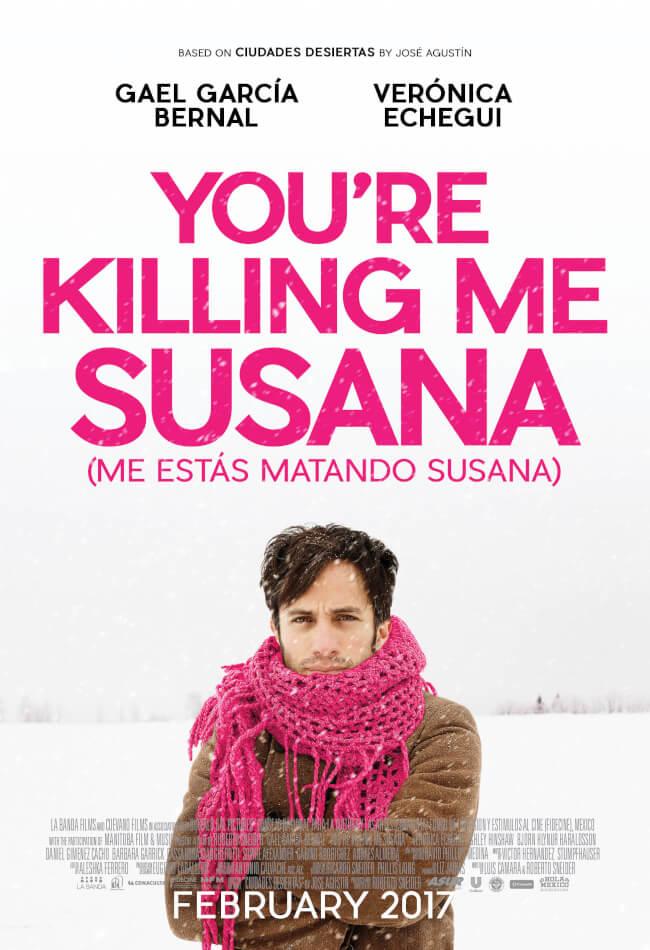 You're Killing Me Susana (2018) Showtimes, Tickets & Reviews